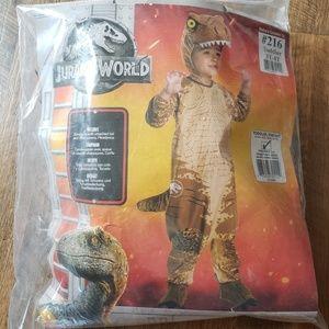 Toddler's Halloween costume